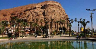 Cabañas en Arica